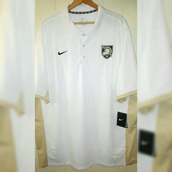 e318abc6 Nike Shirts | Army Black Knights Jersey Polo Shirt 4xl | Poshmark